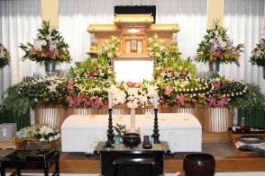 さくら会館 祭壇